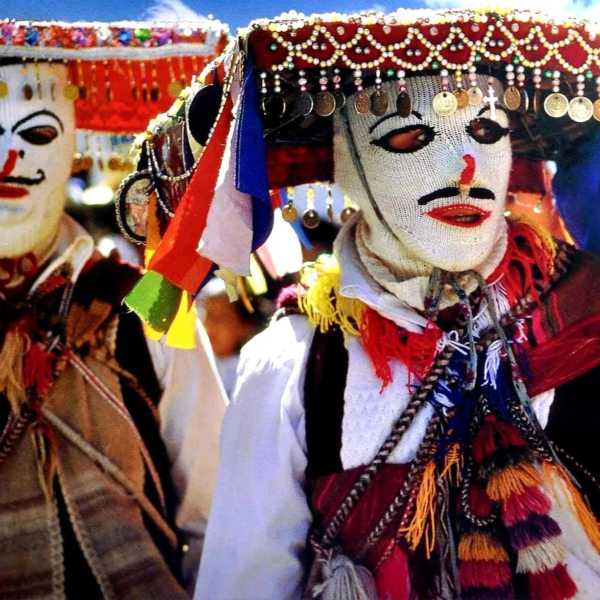 Danzas de los Andes