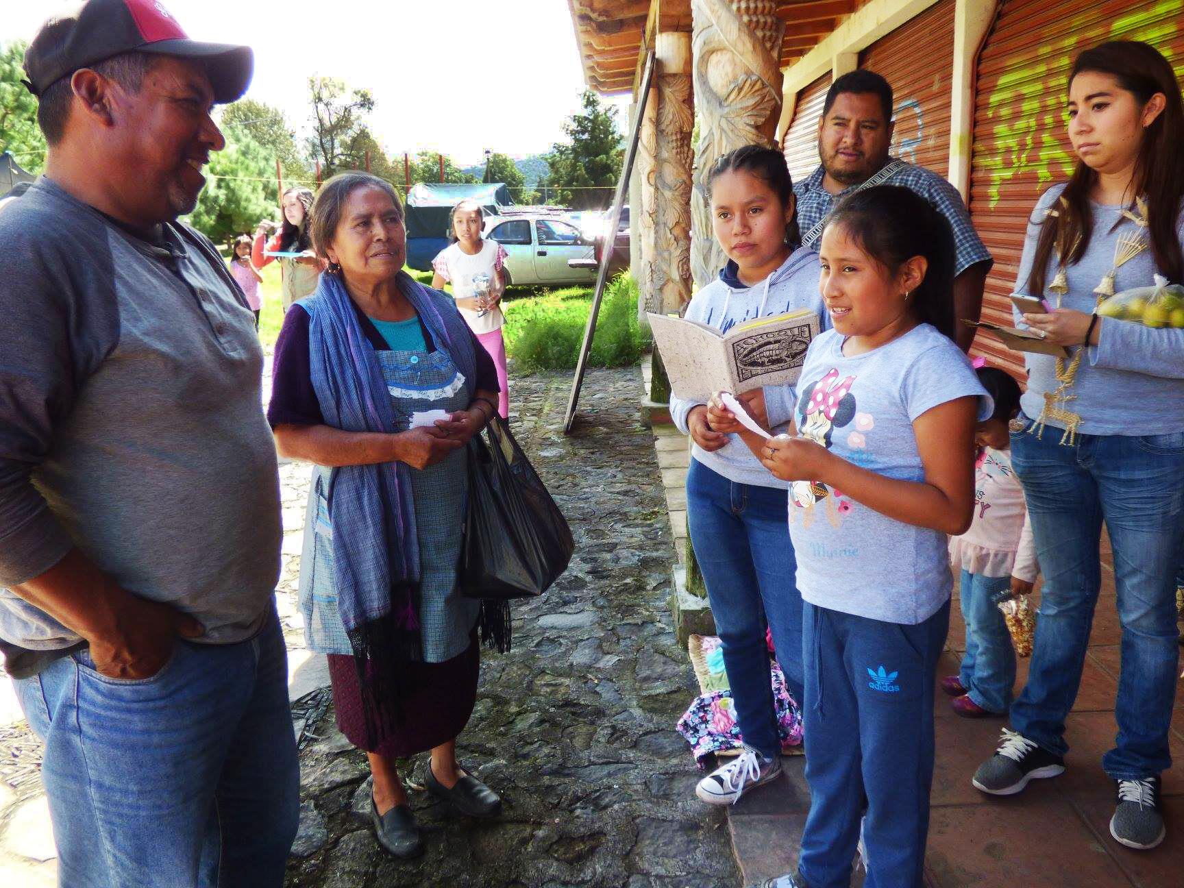 Ju Je P'urhe Jimbo Uandani Experiencias de Revitalización Lingüistica en Huecorio.