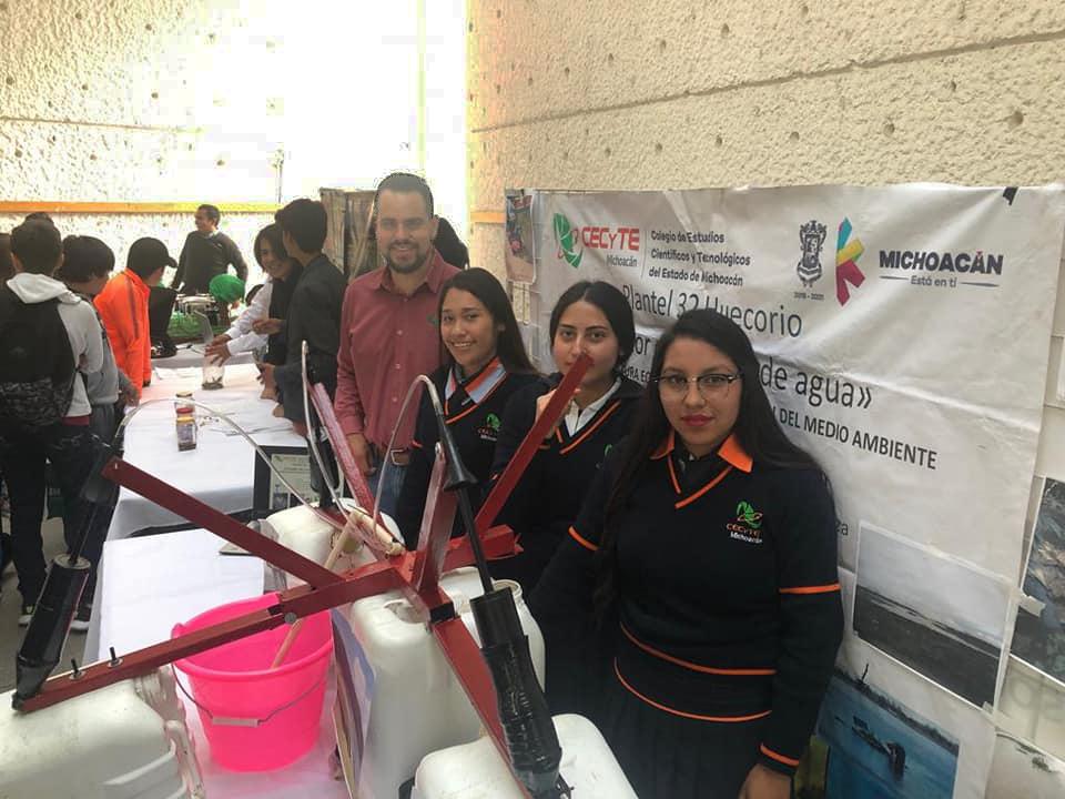 Proyectos científicos en el Lago de Pátzcuaro