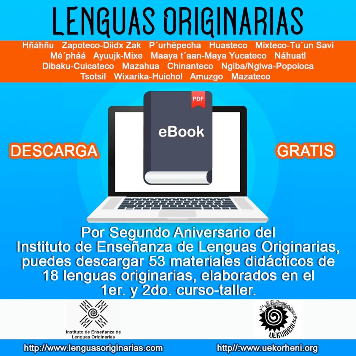 Plataformas digitales y lenguas originarias