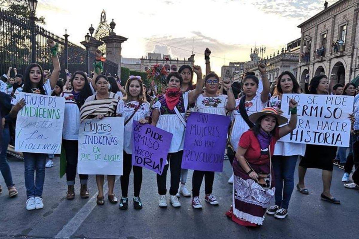 Violencia, Género y Mujeres Indígenas